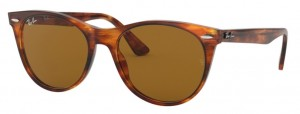 Okulary RAY BAN 2185 Stripped Havana / Brown ORB2185-954/33