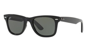 Okulary RAY BAN 4340 WAYFARER Black / Green ORB4340-601