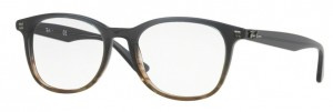 Oprawki RAY BAN 5356 Gradient Grey on Stripped Grey ORX5356-5766