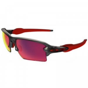 Okulary OAKLEY Flak 2.0 XL Matte Grey Smoke / Prizm Road oo9188-04