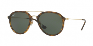 Okulary RAY BAN 4253 Light Havana / Green ORB4253-710
