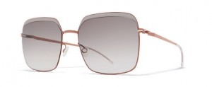 Okulary MYKITA DALIA Shiny Copper/ Original Grey Gradient C361