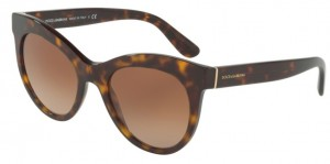 Okulary DOLCE&GABBANA Havana / Brown Gradient DG4311-502/13