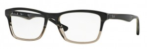 Oprawki RAY BAN 5279 Grey Horn Gradient Transparent Grey ORX5279-5540