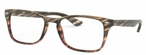 Oprawki RAY BAN 5228M Grey Gradient Brown RB5228M-5837