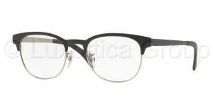 Oprawki RAY-BAN 6317 Top Black on Matte Silver ORX6317-2832