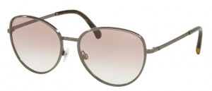 Okulary CHANEL Brown / Clear Gradient Light Brown CH2182S-C377