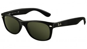 Okulary RAY BAN 2132 NEW WAYFARER Black / G-15XLT ORB2132-901