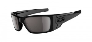 Okulary OAKLEY FUEL CELL Polished Black / Warm Grey oo9096-01