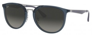 Okulary RAY BAN 4285 Light Blue / Grey Gradient ORB4285-630311