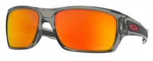 Okulary OAKLEY TURBINE Grey Ink / Prizm Ruby Polarized oo9263-57