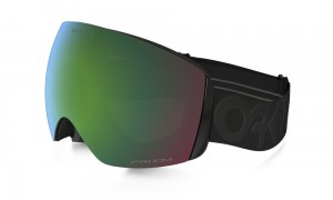 Gogle OAKLEY FLIGHT DECK XM Blackout / Prizm Jade Iridium oo7064-43