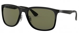 Okulary RAY BAN 4313 Black / Polarized Green ORB4313-601/9A