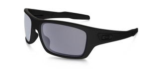 Okulary OAKLEY TURBINE Matte Black / Grey Polarized OO9263-07