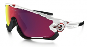 Okulary Oakley JAWBREAKER Polished White / Prizm Road OO9290-05