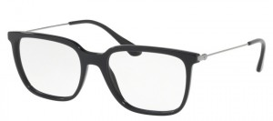 Okulary PRADA Black PR17TV-1AB1O1