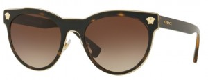 Okulary Versace Dark Havana / Brown Gradient VE2198-125213