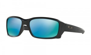 OAKLEY STRAIGHTLINK Matte Black / Prizm Deep H2O Polarized oo9331-05