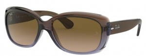 Okulary RAY BAN JACKIE OHH Brown Gradient Llilac / Brown Grad. ORB4101-860/51