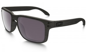 Okulary OAKLEY HOLBROOK Woodgrain / Prizm Daily Polarized oo9102-B7
