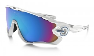 Okulary OAKLEY JAWBREAKER Polished White / Prizm Snow oo9290-21