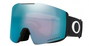 Gogle snow OAKLEY FALL LINE XL Matte Black / Prizm Snow Sapphire Iridium oo7099-03