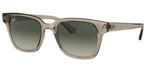 Okulary RAY BAN Trans Grey-Gradient Grey RB4323-6449/71