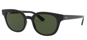 Okulary RAY BAN Black / Green RB4324-601/31