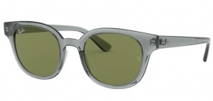 Okulary RAY BAN Grey/Green RB4324-64504E
