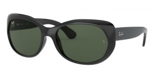 Okulary RAY BAN Black/ Green RB4325-601/71