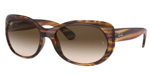 Okulary RAY BAN Red Havana/Gradient Brown RB4325-820/13