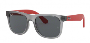 Okulary RAY BAN JUNIORRubber Transp Grey RJ9069S/705987