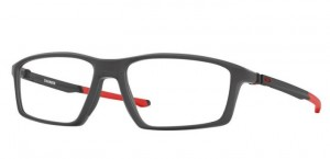 Oprawki OAKLEY Chamber Black Red Grey OX8138-06