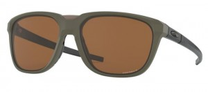 OAKLEY ANORAK MATTE OLIVE /Prizm Polarized Brown OO9420-07