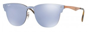 Okulary RAY BAN Brusched Copper/Violet Mirror Sil ORB3576N-90391U