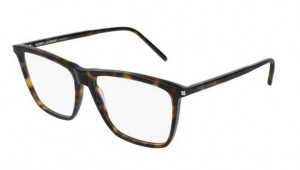 Oprawki Saint Laurent Dark Havana SL260-006