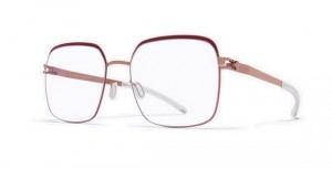 Okulary MYKITA MERYL Purple Bronze / Cranberry C403