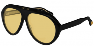 Okulary Gucci Black / Yellow GG0479S-002