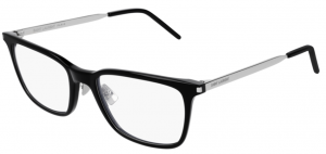 Oprawki Saint Laurent Black/ Silver SL262-006