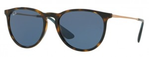 Okulary RAY BAN 4171 ERIKA Havana / Dark Blue ORB4171-639080