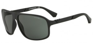 Okulary Emporio Armani 4029 Matte Black/Green EA4029-504271