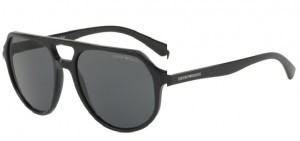Okulary Emporio Armani 4111 Black-Grey EA4111-500187