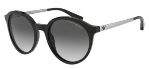 Okulary Emporio Armani 4134 Black/Gradient Grey EA4134-501711