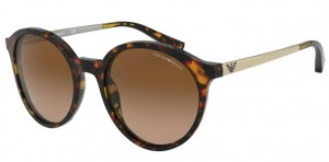 Okulary Emporio Armani 4134 Havana/Brown EA4134-576513