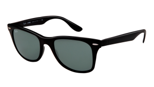 Okulary RAY BAN 4195 WAYFARER LITEFORCE Black / Green ORB4195-601/71