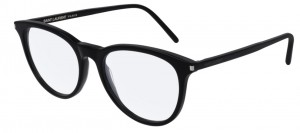 Oprawki Saint Laurent Black SL306-001