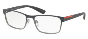 Okulary PRADA  GREY GRADIENT PS50GV-U6U1O1