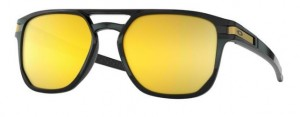 Okulary OAKLEY LATCH BETA Polished Black / Prizm 24K Polarized oo9436-04