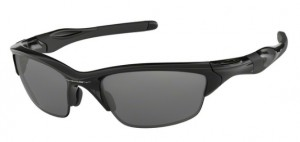 Okulary OAKLEY HALF JACKET 2.0 Polished Black / Black Iridium oo9144-01