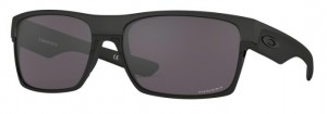 Okulary OAKLEY TWOFACE Steel / Prizm Grey oo9189-42